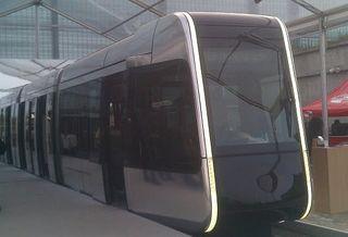 Tram spdc